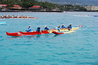 40th Annual Queen Lili'uokalani Canoe Race 6