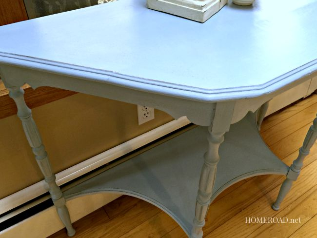 An Antique Table Save www.homeroad.net