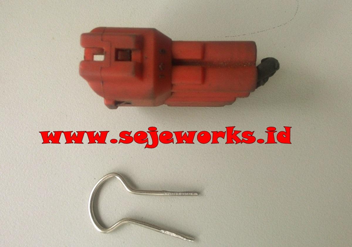Hati Saat Mereset Dan Seting Motor Injeksi Ecm Engine Control Unit Vario 125 Fi Alat Untuk