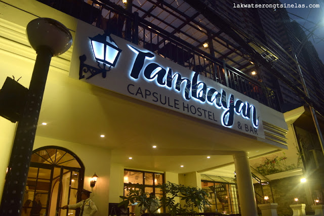 TAMBAYAN CAPSULE HOSTEL AND BAR
