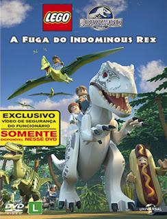 LEGO Jurassic World: A Fuga do Indominus - HDRip Dual Áudio