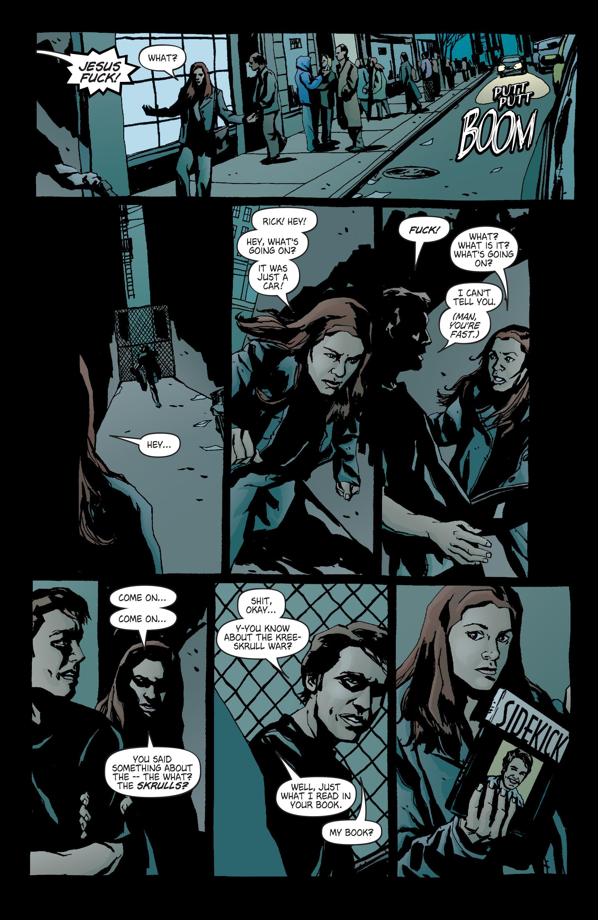 Read online Alias comic -  Issue #8 - 9