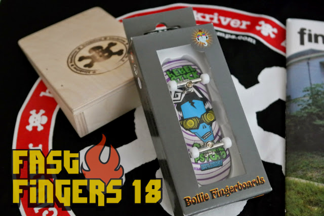 FAST FINGERS 18 – BLACKRIVER GOODIEBAG VERLOSUNG | FINGERBOARDING SET IM ATOMLABOR BLOG
