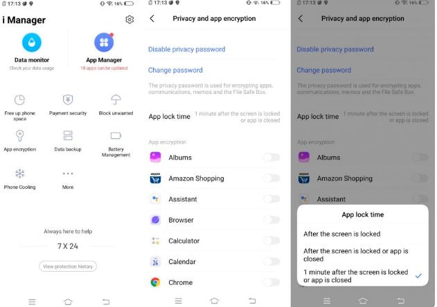 Cara Mengunci Aplikasi Vivo V15 Pro