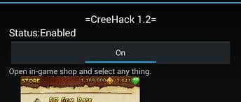 creehack
