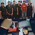 Jaguarari: Policia Civil e Guarda Municipal apresentam na Delegacia autor de furto no distrito de Santa Rosa.