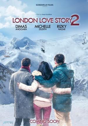 London Love Story 2: Mempertemukan Rizky Nazar dan Dimas Anggara
