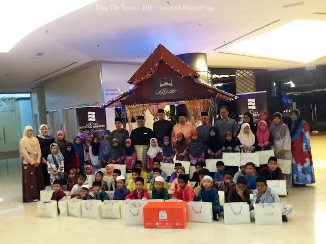 Buffet Ramadan Kampung Boy Ancasa Royale Pekan Pahang