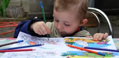 Pendidikan Menulis Bagi Anak Usia Dini