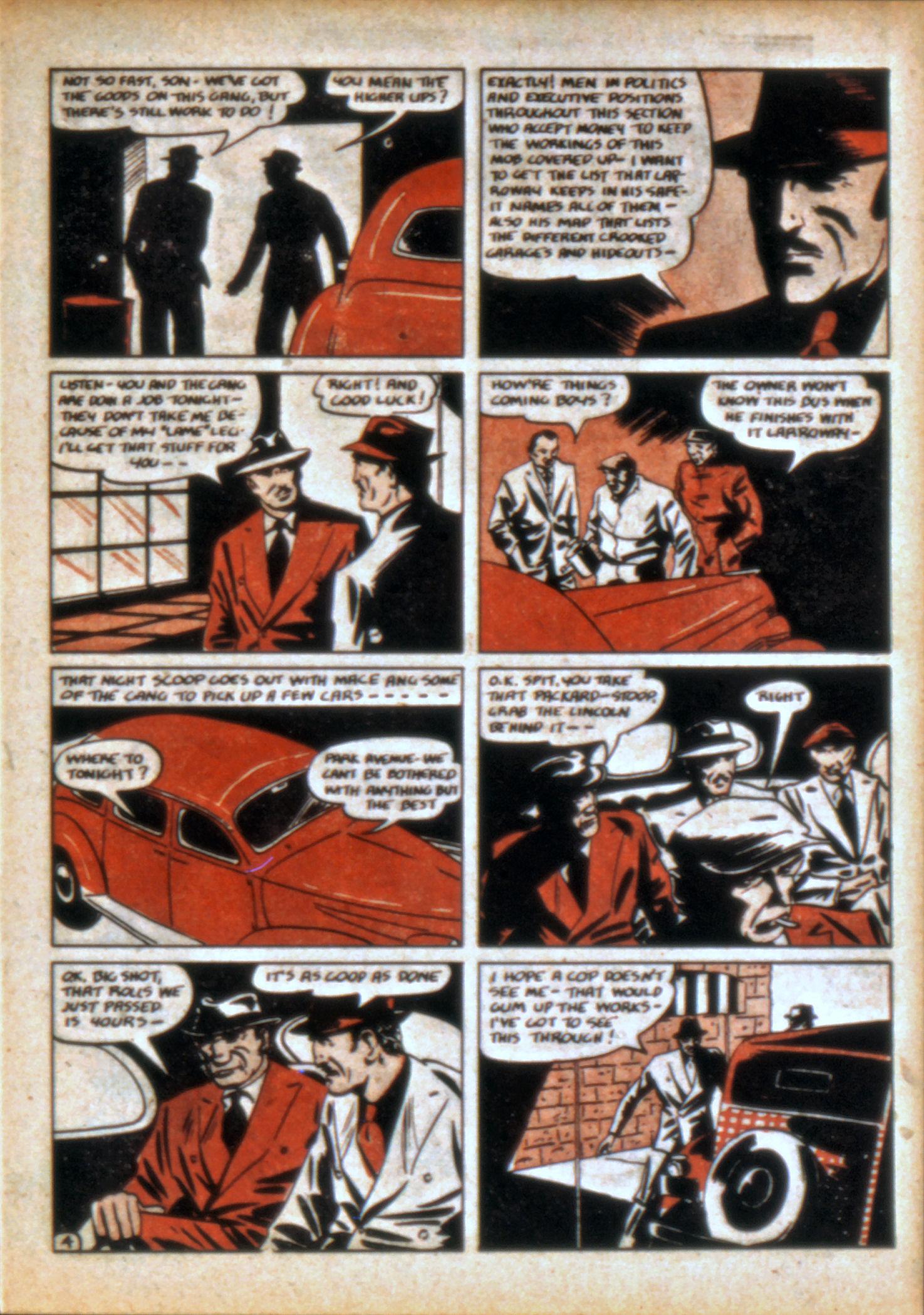 Action Comics (1938) 10 Page 19