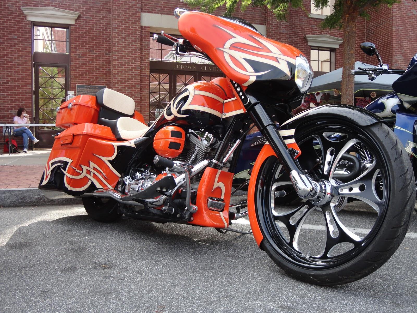 Johnston Body Works Amp Bikes 2005 Harley Davidson Electra