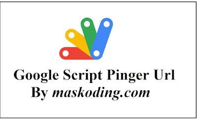 logo pinger url google script