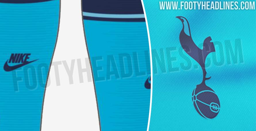los angeles 7bc5d 53a1e New Tottenham 2019/20 kits: Iridescent logos, a third shirt ...