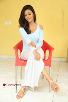 Anisha Ambrose Latest Pos Skirt at Fashion Designer Son of Ladies Tailor Movie Interview .COM 0911.JPG