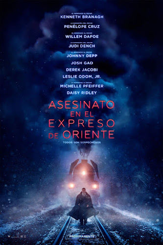 Murder On The Orient Express (BRRip 1080p Dual Latino / Ingles) (2017)