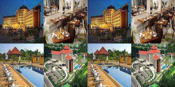 Room Tariffs of Hotel Radisson Blu Dhaka Water Garden