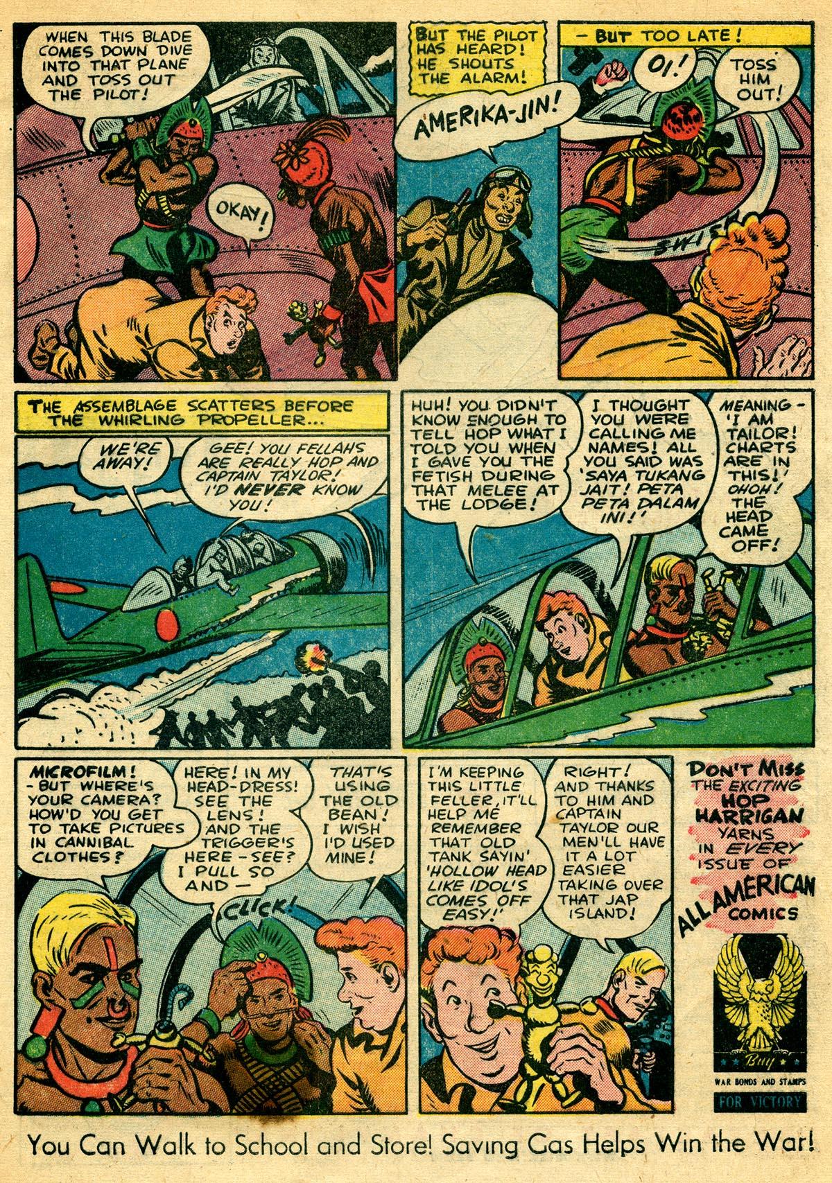 Read online All-American Comics (1939) comic -  Issue #60 - 49