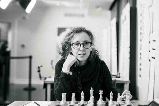 Après deux nulles lors des 2 premières rondes, Marie Sebag (2476) aura les pièces noires ce soir contre la Géorgienne Nana Dzagnidze (2513) - Photo © Austin Fuller