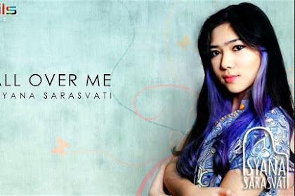 Lirik Lagu All Over Me - Isyana Sarasvati