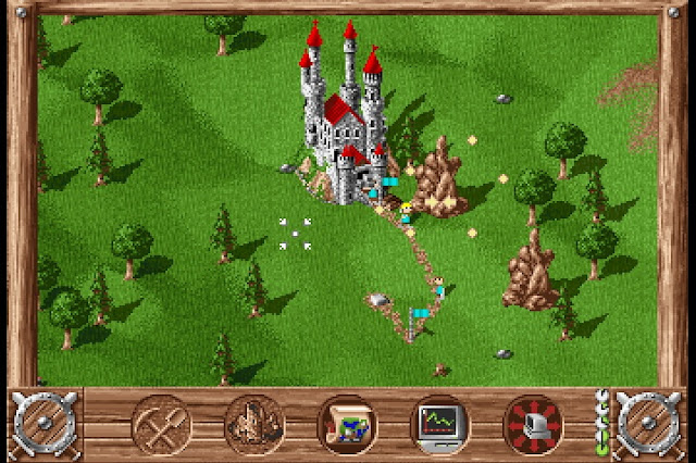 Screenshot of The Settlers