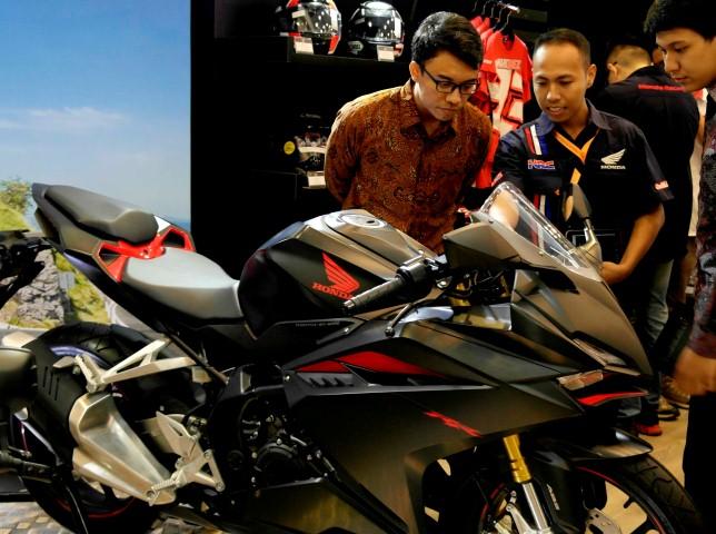 Ini alasan mengapa All New Honda CBR 250RR diproduksi di Indonesia dan bukan di Jepang