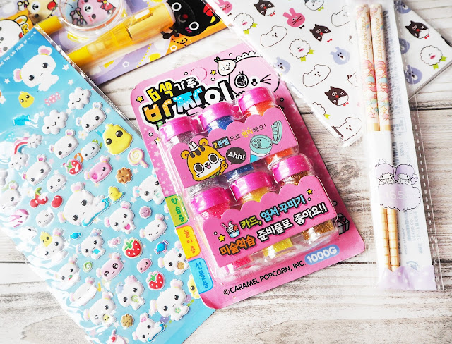 Blippo, haul, cute stationery