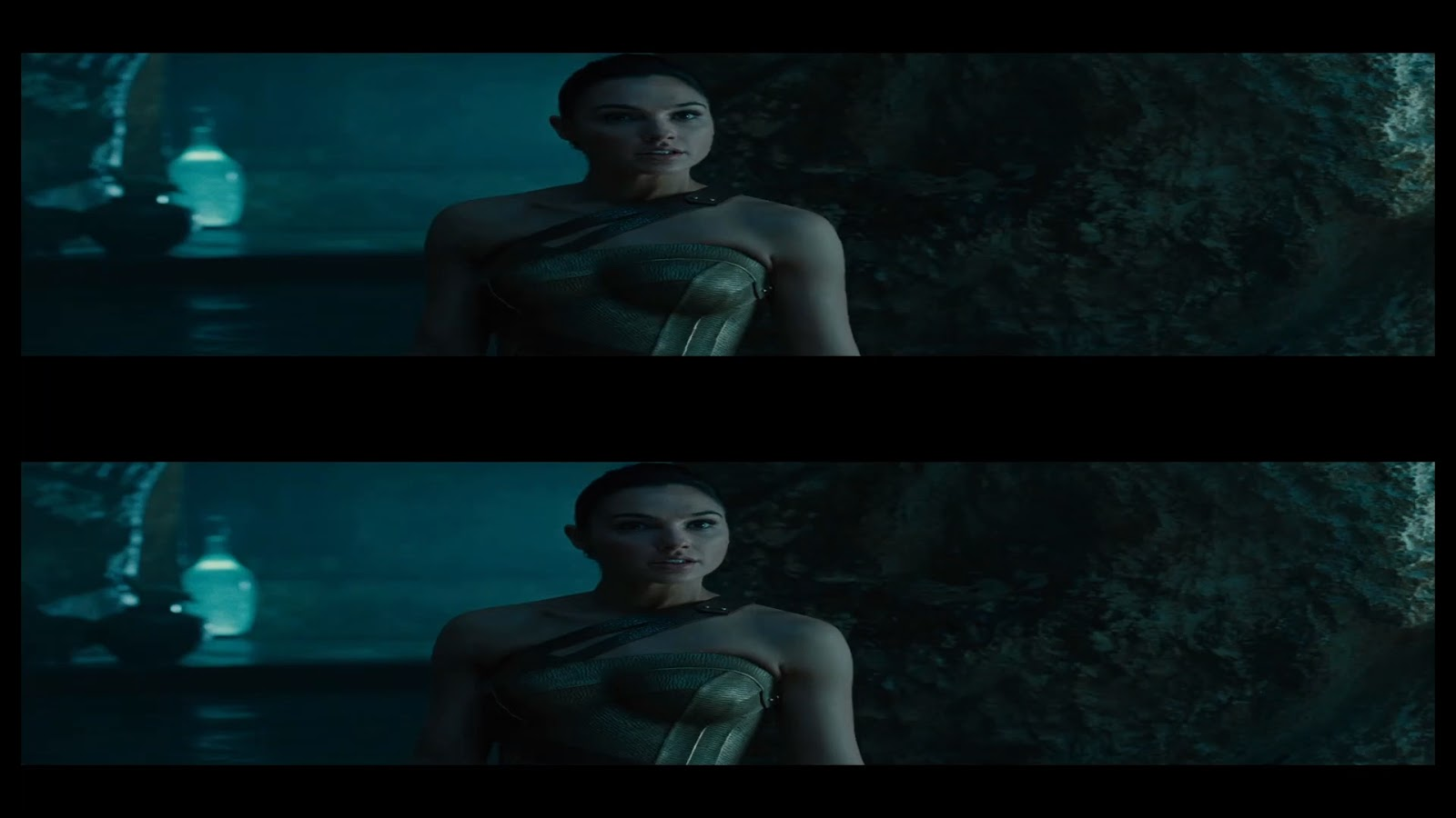 Mujer Maravilla (2017) 3D HOU Full HD 1080p Latino - Ingles captura 2