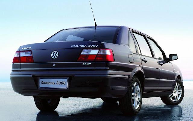 VW Santana 2000