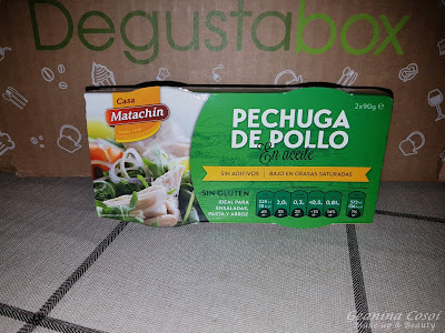 Casa Matachin Caja Degustabox Mayo 2016