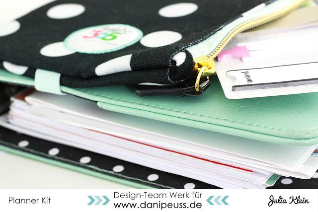 Filofaxingzubehör | Mein Planner |danipeuss.de Planner-Kit August