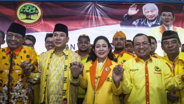 Anak Buah Tommy Sindir Jokowi: Kritikan Bukan Genderuwo Menakutkan