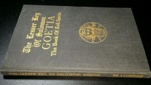 Membedah Kitab Sihir Ars Goetia Luciferian