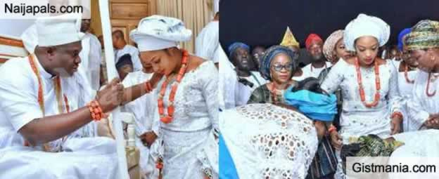 Queen Naomi Gets New Cars, Mansion as Gift from Ooni