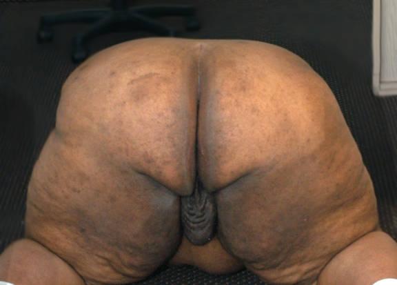 Big wet fat ass