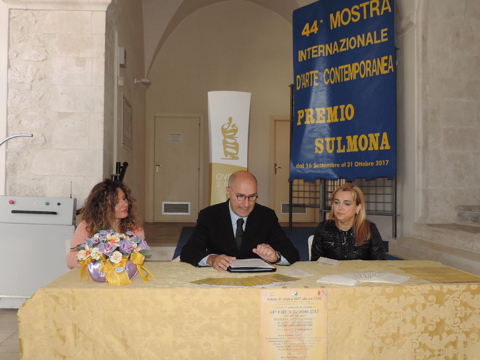 CENTROABRUZZONEWS  PREMIO SULMONA RASSEGNA D ARTE CONTEMPORANEA e16137c885b