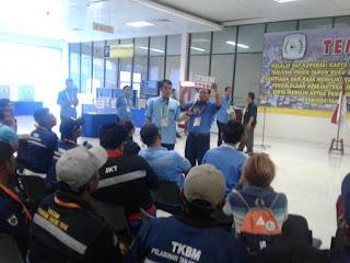 Suparman Kembali Pimpin Koperasi TKBM Tanjung Priok