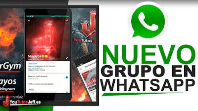 Whatsapp, grupo de whatsapp, muyayos, los muyayos