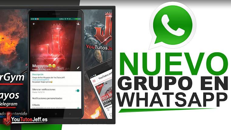 Únete al Grupo de WhatsApp Los Muyayos