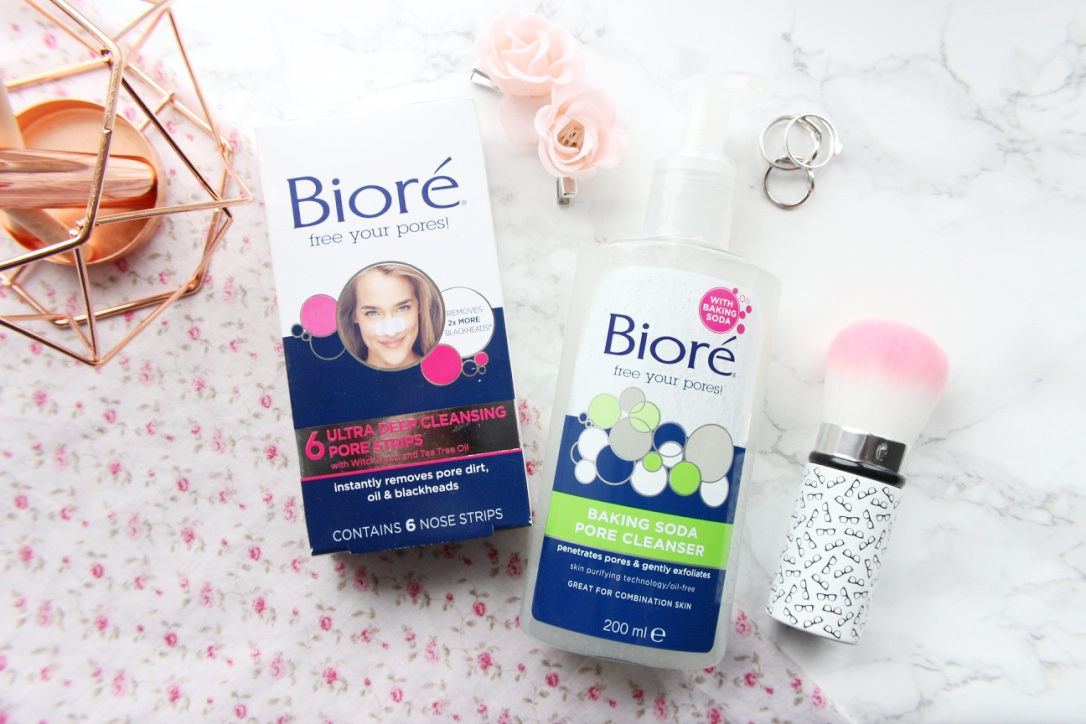Bioré pore products