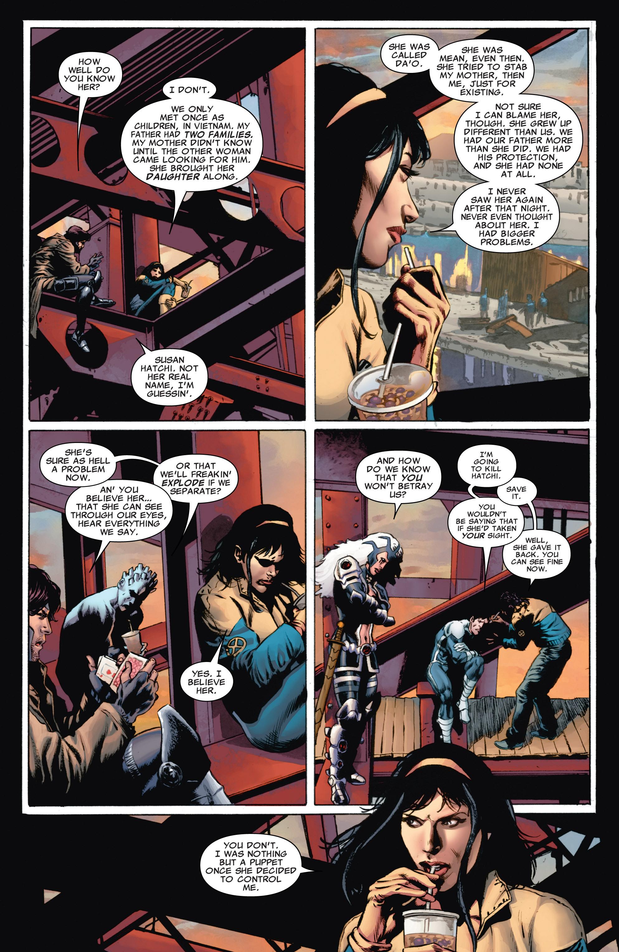 Read online Astonishing X-Men (2004) comic -  Issue #54 - 15