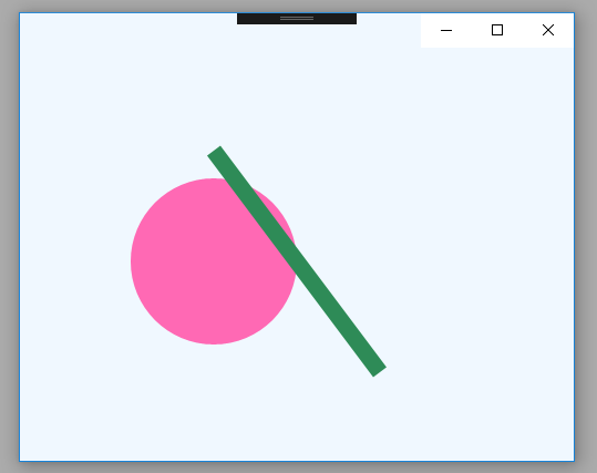 Drawing Lines Using Canvas : Uwp drawing on a canvas example