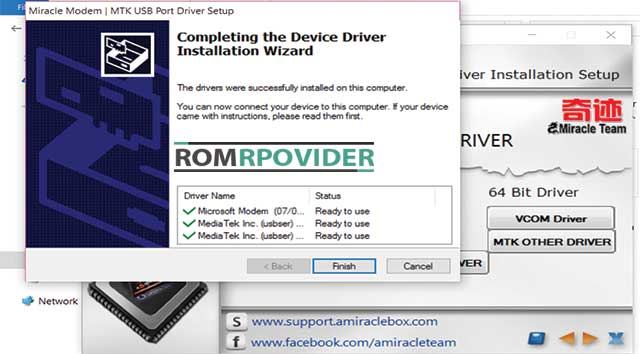 How to Install Mediatek VCom Driver on Window 10, 8, 7 - ROM