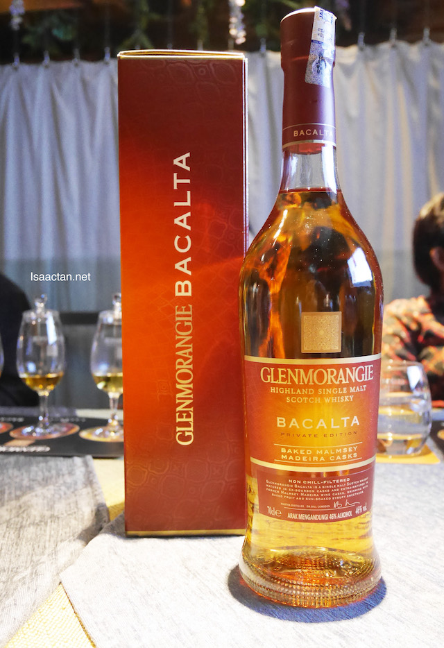 Glenmorangie Releases Glenmorangie Bacalta, 8th Private Edition