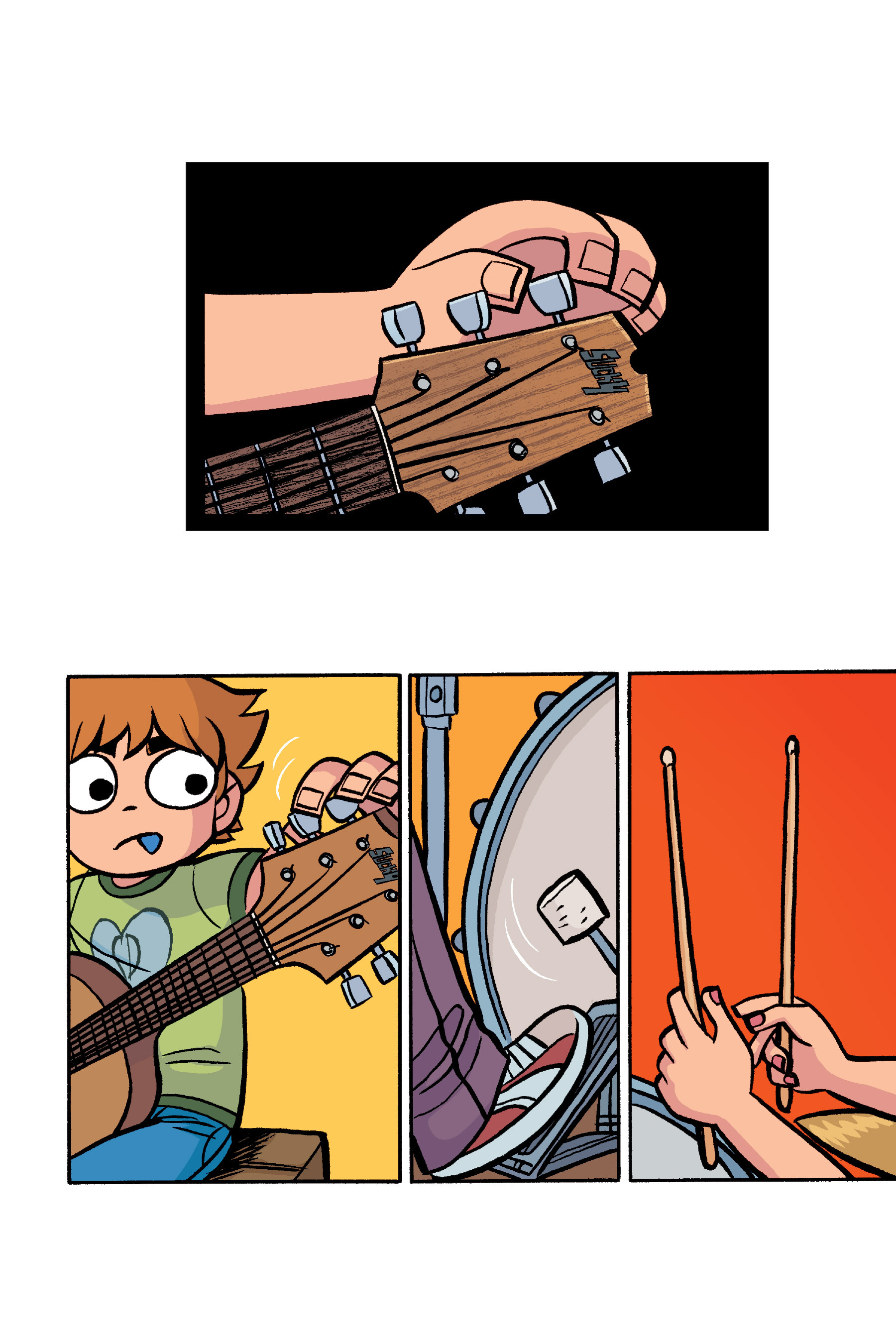 Read online Scott Pilgrim comic -  Issue #6 - 231
