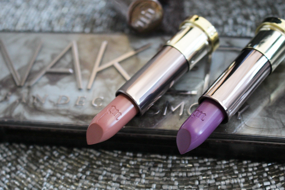 Urban Decay Vice Lipstick Comfort Matte swatch review