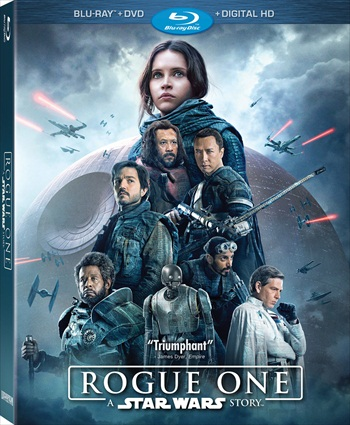 Rogue One 2016 English 720p BRRip 950MB ESubs