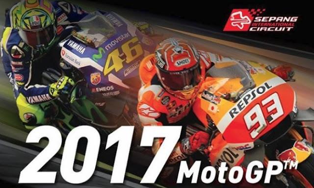 Mau Nonton Gratis MotoGP Sepang? Ayok Ikuti Cara Ini