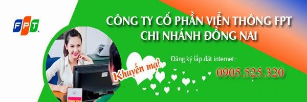 Đăng Ký Lắp Đặt Wifi FPT Huyên Long Thành