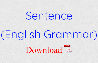 Sentence In Hindi Pdf Download