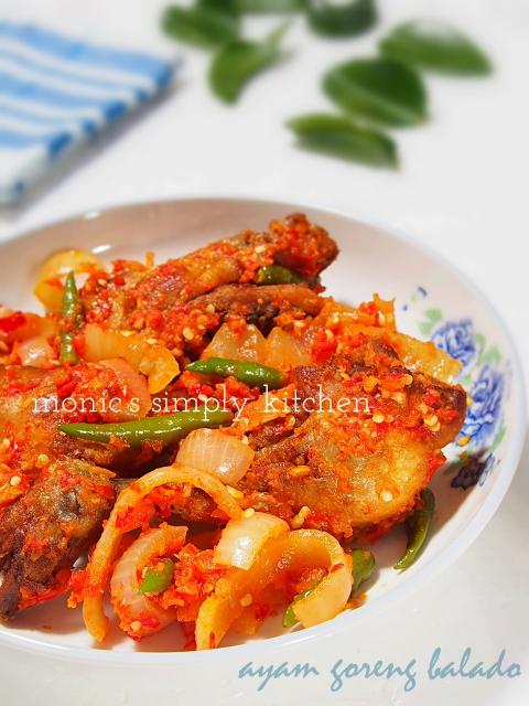 resep sambal ayam goreng